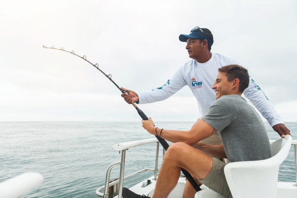 sportfishing in Mazatlán
