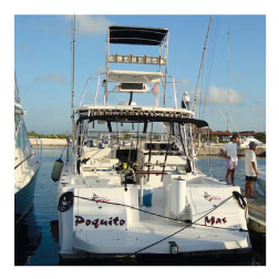 sportfishing tour in Cancún - Riviera Maya